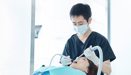 患者さまに安心して治療を受けてもらうために