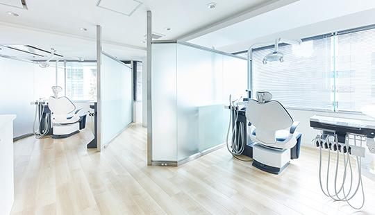 最新の設備で的確な治療法を提案
